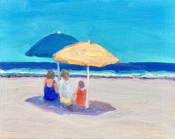 leslie_toms-Beach Buddies#6
